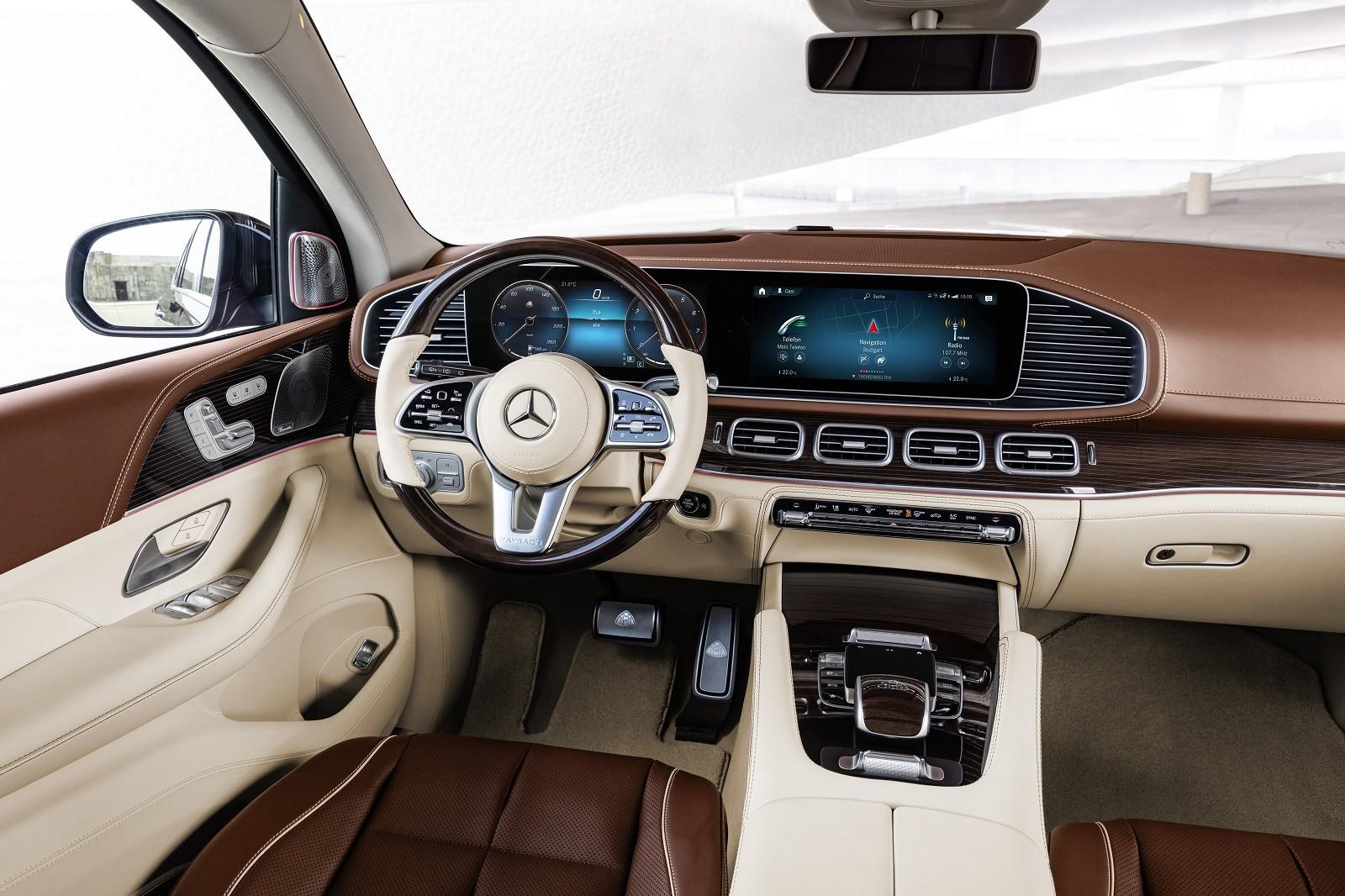 Foto de Mercedes-Maybach GLS 600 2020 (7/17)