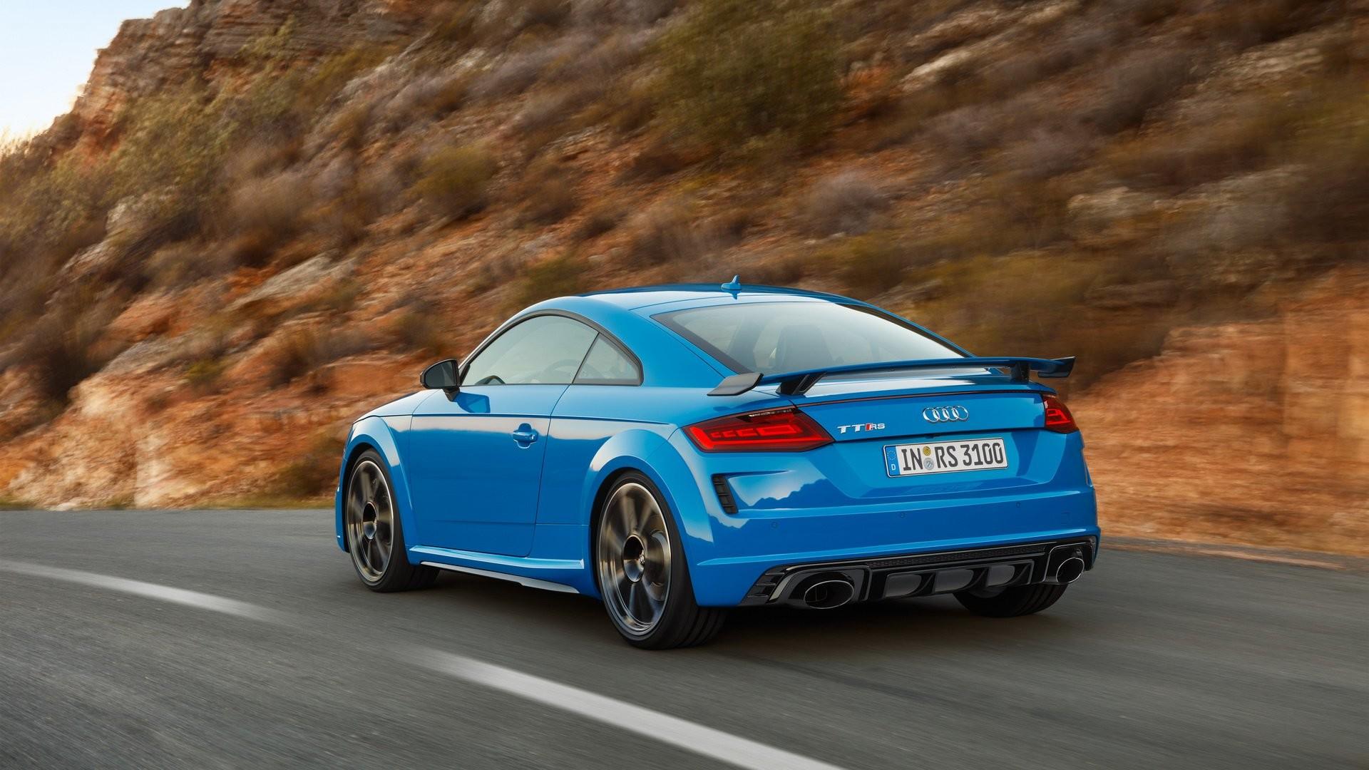 Foto de Audi TT RS 2020 (10/53)