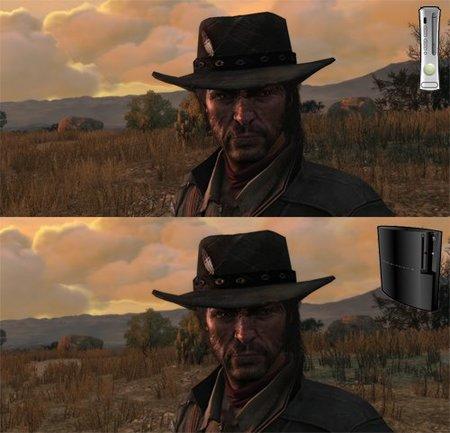 'Red Dead Redemption', comparativa gráfica en la que vuelven los problemas para PS3. Imágenes y vídeo