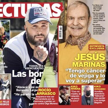 Kiko Rivera perdona las malas artes de Isabel Pantoja y Jesús Mariñas tiene cáncer: estas son las portadas del lunes 11 de octubre