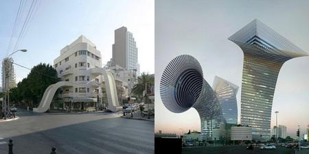 arquitectura fantasiosa y gamberra
