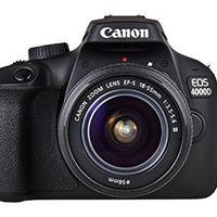 Lo nunca visto: una reflex con objetivo por menos de 200 euros. La tienes en el Super Weekend de eBay con la Canon EOS 4000D