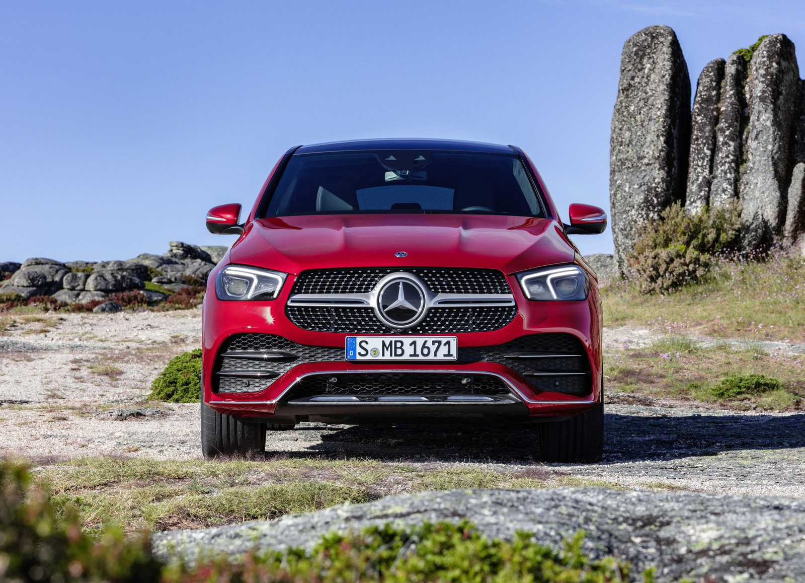 Foto de Mercedes-Benz GLE Coupé (8/11)