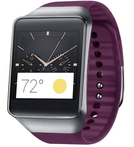 Samsung Gear Live: el cuarto smartwatch coreano llega con Android Wear