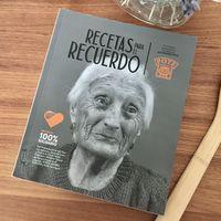 Recetas para el recuerdo: el libro quiere luchar contra el alzheimer