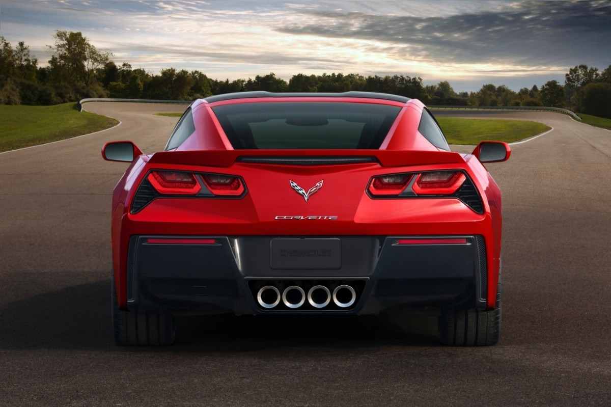Foto de 2014 Chevrolet Corvette Stingray (19/43)