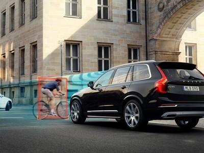 Así es Volvo City Safe, el sistema de frenada autónoma que Volvo estrena