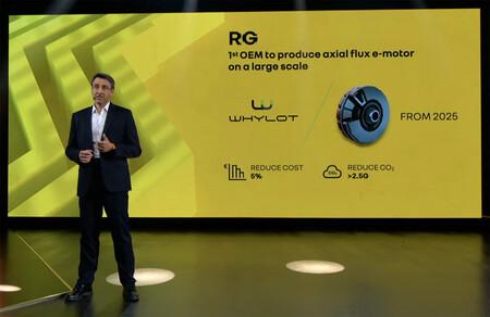 Renaultmotoraxial