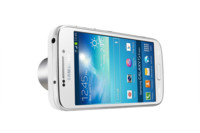 ¿Es una cámara?, ¿es un móvil? No, es el Samsung Galaxy S4 Zoom