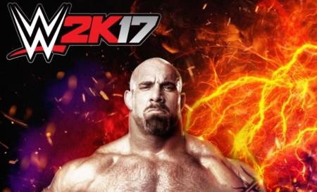 Reserva WWE 2K17 y hazte con la gran superestrella Goldberg