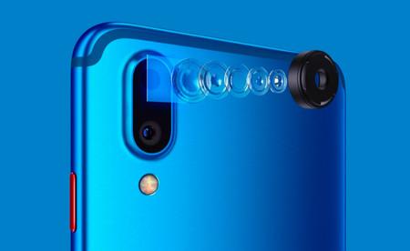 Meizu E3 cámara doble