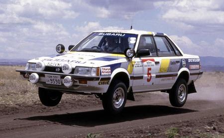 Subaru Leone WRC