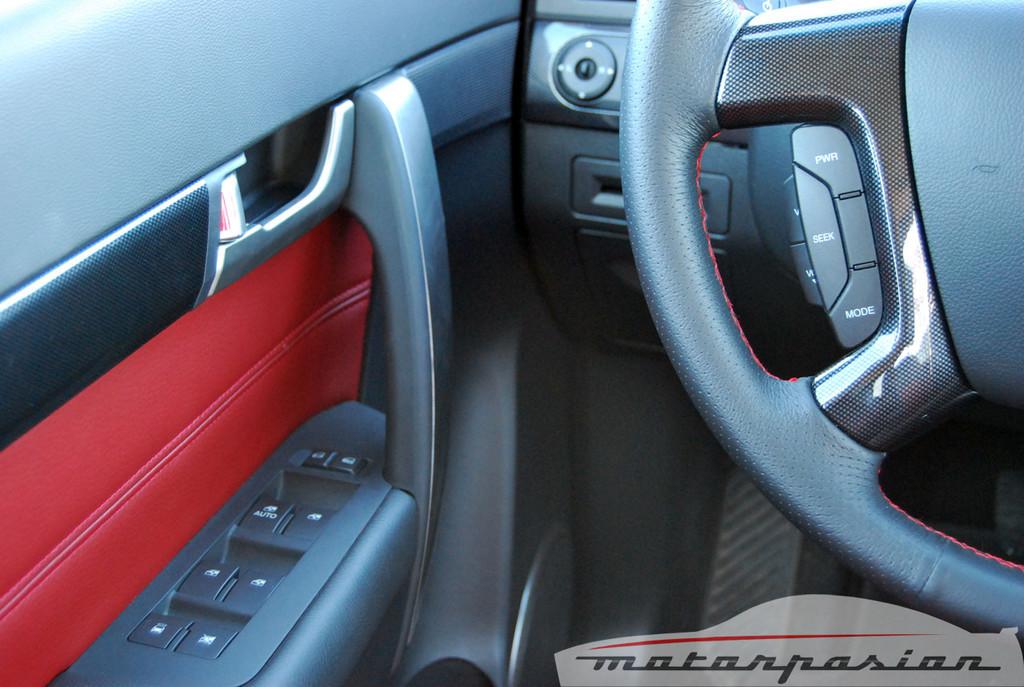 Foto de Chevrolet Captiva Sport (prueba) (32/72)