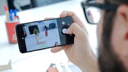 OnePlus 5T cámara