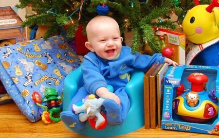 La foto de tu bebé: llegaron los Reyes