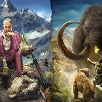 En el Himalaya o la edad de piedra, si buscas aventura este pack doble de Far Cry es para ti