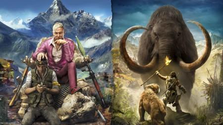 En el Himalaya o la edad de piedra, Si buscas aventura este pack doble de Far Cry es para tí