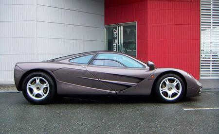 McLaren F1 029 Creighton Brown subastado por 20,5 millones de dólares
