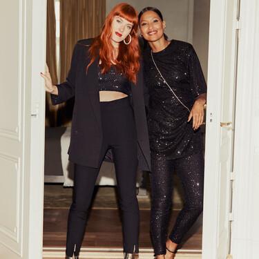 H&M se viste de fiesta con lentejuelas, pedrería y estampado animal de reminiscencias 'vintage' para la Navidad 2020