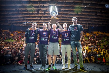 Digital Chaos se lleva el primer torneo del año de Dota 2