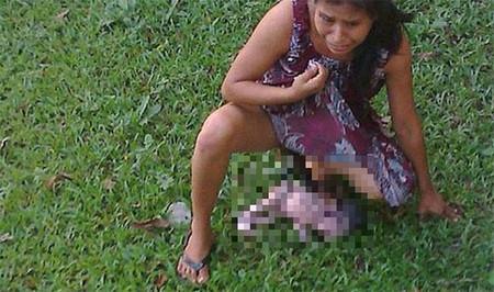 Polémica en México por el parto en la calle de una mujer a la que no atendieron en un centro de salud