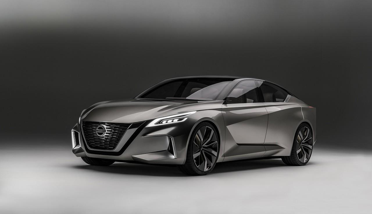 Foto de Nissan Vmotion 2.0 Concept (5/13)