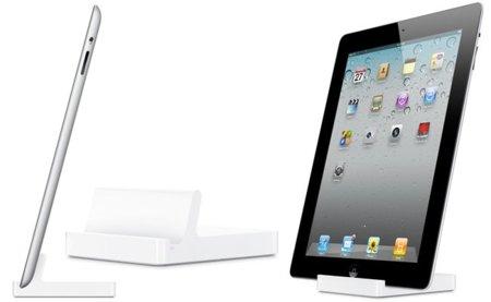 Base iPad 2 Dock, el descanso del guerrero