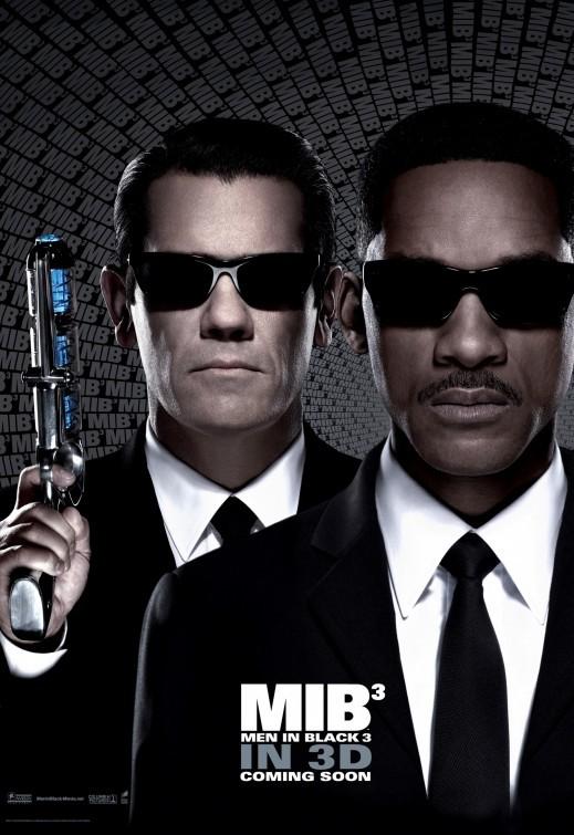 Foto de Todos los carteles de 'Men in Black 3' (4/8)