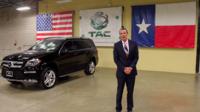 Video: ¿Cómo recibir 12 impactos de AK-47 en tu Mercedes Benz y no morir?