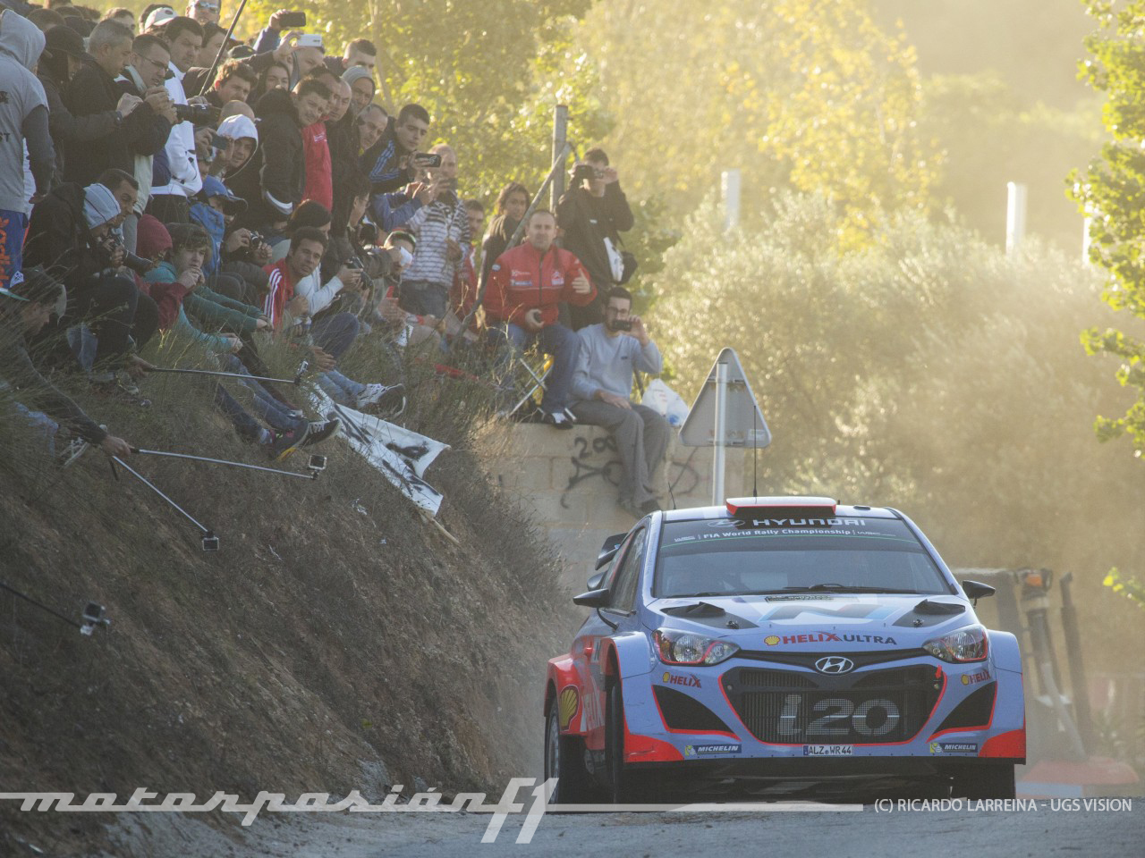 Foto de WRC - Rally de Catalunya 2014 (29/370)