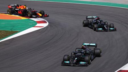 Bottas Portugal F1 2021