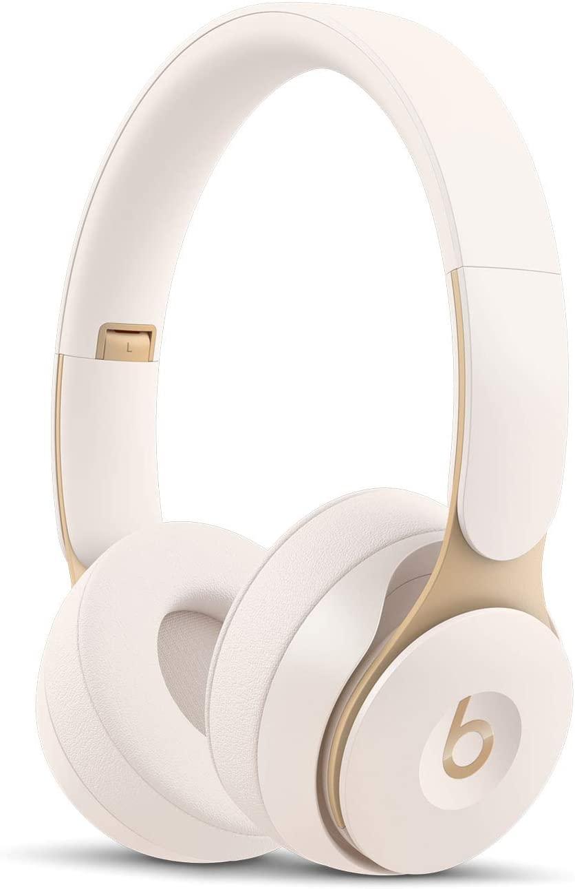 Beats Solo Pro con cancelación de ruido - Auriculares supraaurales inalámbricos - Chip Apple H1, Bluetooth de Clase 1, 22 horas de sonido ininterrumpido