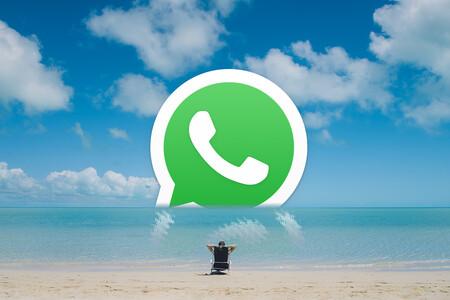 WhatsApp prepara la llegada del 'modo vacaciones': así es esta simple función cada vez más necesaria con el teletrabajo