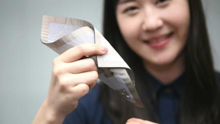 LG ha creado el primer sensor de presión flexible y capaz de soportar temperaturas extremas