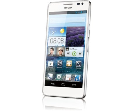 Huawei Ascend D2, a fondo