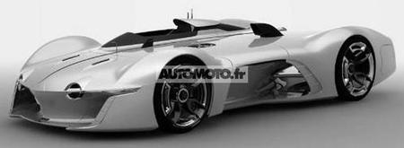 ¡Filtrado! Renault Alpine Vision Gran Turismo Concept
