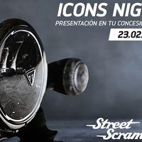 ¿Quieres conocer en persona lo más nuevo de Triumph? Estás invitado a la Icons Night el 23 de febrero
