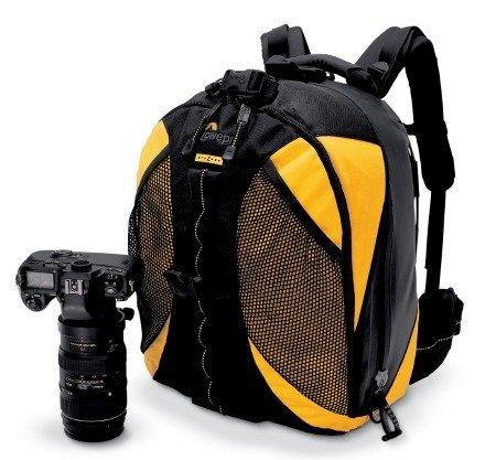 Lowepro DryZone 200, mochila impermeable para tu cámara