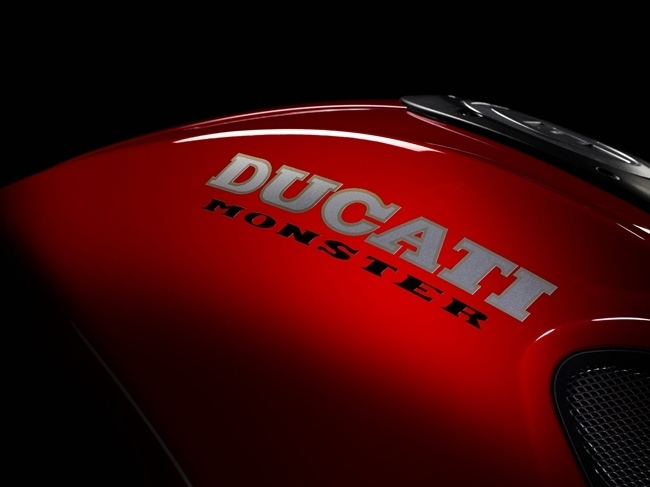 Ducati Monster 20 aniversario