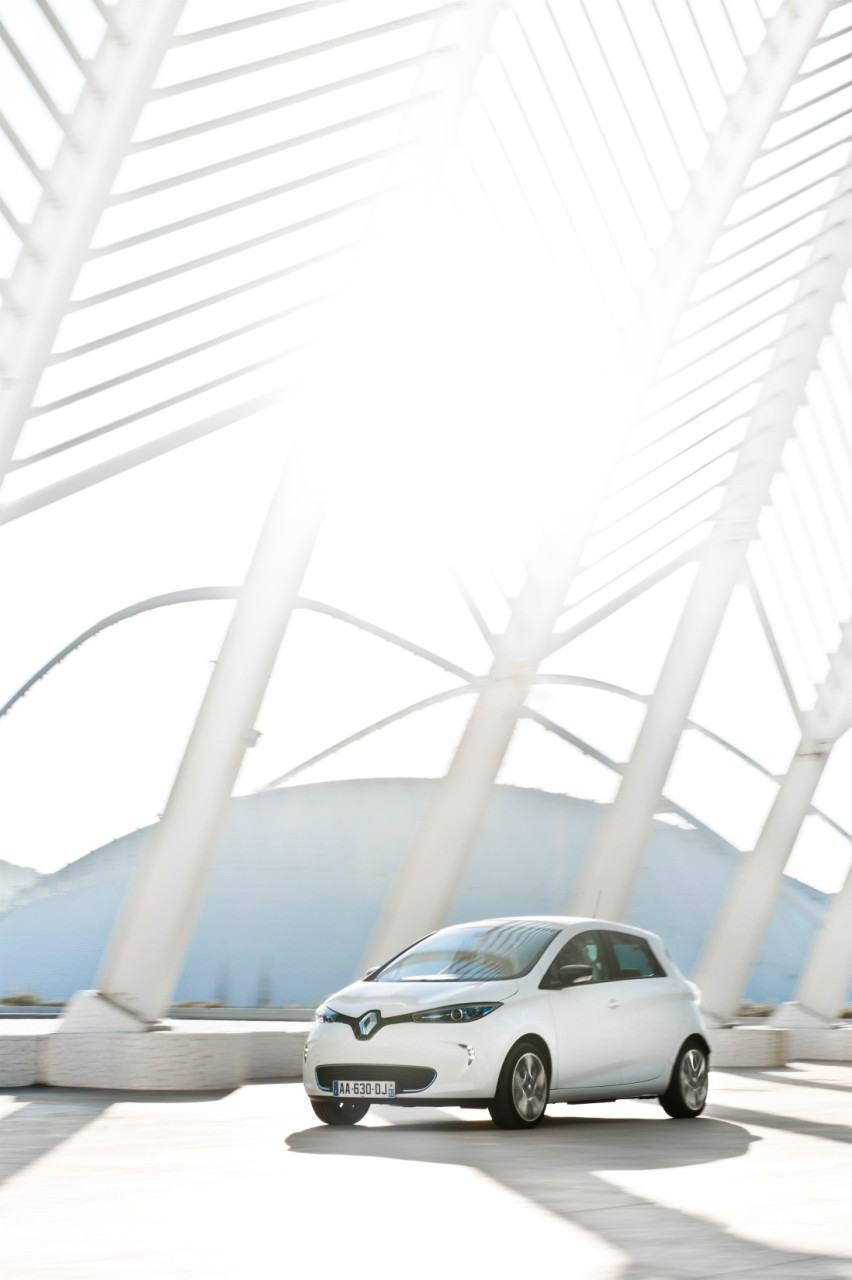 Foto de Renault ZOE (93/151)
