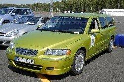 Cuatro tipos de combustible en el mismo coche