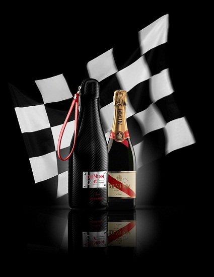 G.H.Mumm renueva contrato en la Fórmula 1