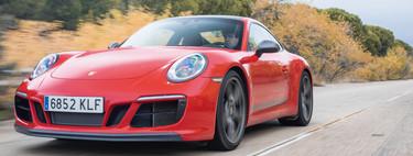 Hemos probado el Porsche 911 Carrera T 2018 y te lo contamos en este vídeo