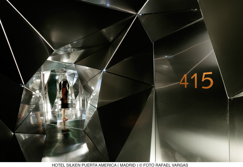Foto de Hotel Puerta América: Plasma Studio (9/12)