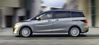 Mazda5, restyling de detalles estéticos con un toque de seguridad y confort