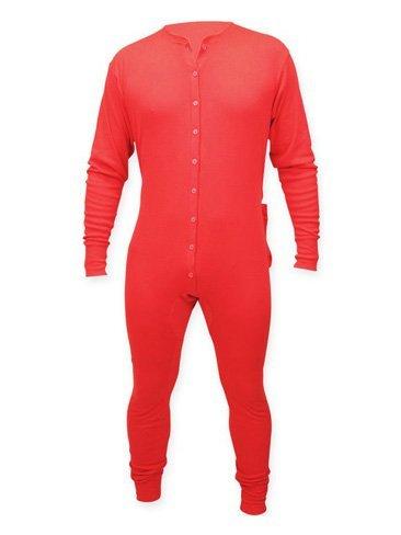 Esquijama rojo