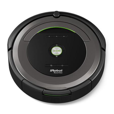 En eBay tenemos por 215,09 euros el robot aspirador iRobot Roomba 681 con envío gratis