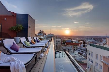 Si aún no conoces el Hotel Indigo en Madrid deberías verlo porque te va a encantar