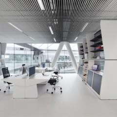 Foto 4 de 10 de la galería espacios-para-trabajar-las-oficinas-de-adidas en Decoesfera