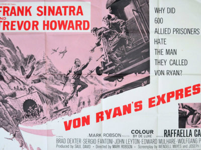 Jerry Goldsmith | 'El coronel Von Ryan', de Mark Robson